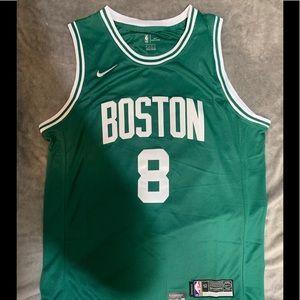 Kamba Walker #8 Boston Celtics Jersey
